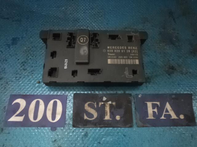 Modul macara stanga fata A 6398200126