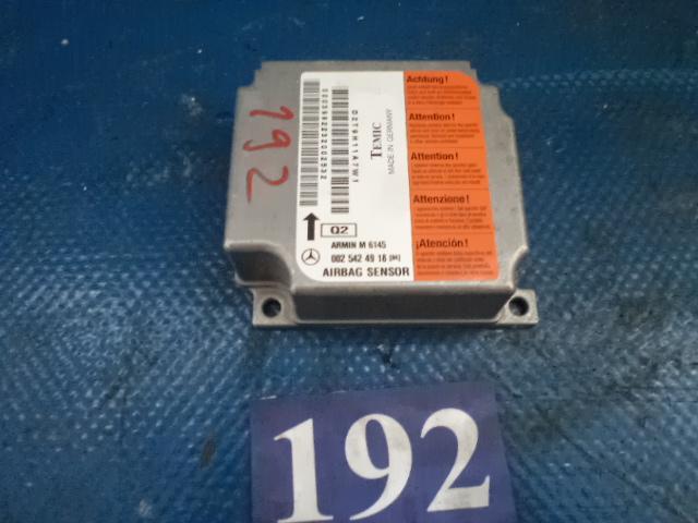 Modul declansator airbag A 0025424918