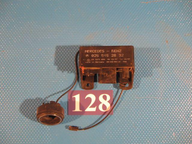 Releu bujii incandescente (A0255452832)