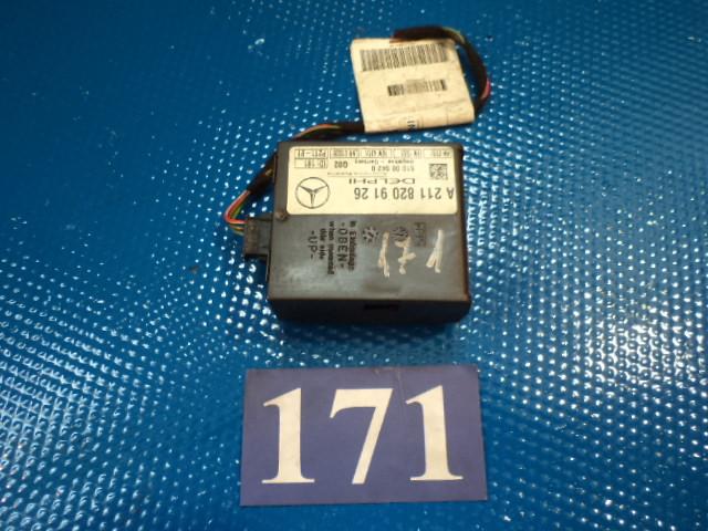 Alarma A 2118209126