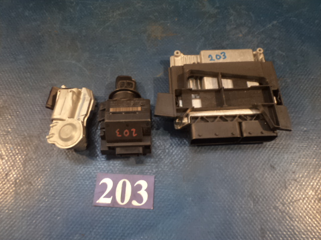 Set calculator Motor  A 6461506491