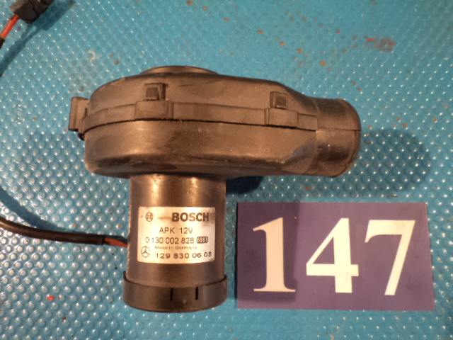 Ventilator auxiliar A 1298300608, 0130002828