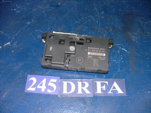 Modul macara dreapta fata A2118702285