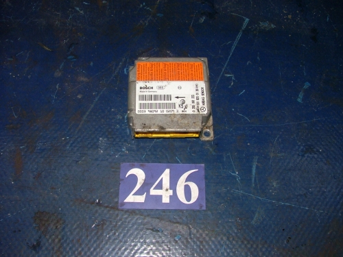 Modul declansator airbag  A0018203126