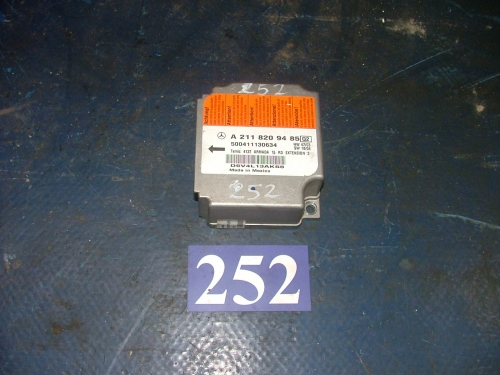 Modul declansator airbag A2118209485