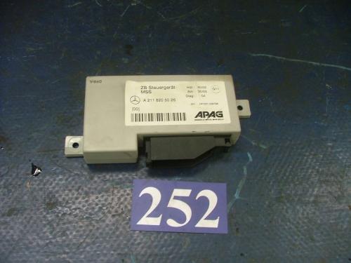 Unitate control A2118205026