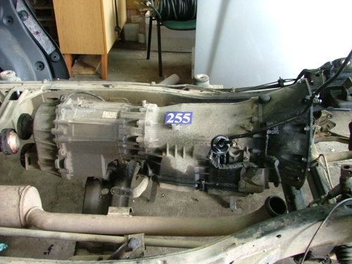 Cutie viteza automata (diesel)