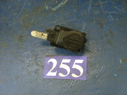 Motoras reglaj din ansamblu incalzire A2038201642