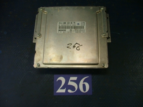 Calculator  Motor CDI cu imobilizator si chipul de la cheie diesel A0001530579