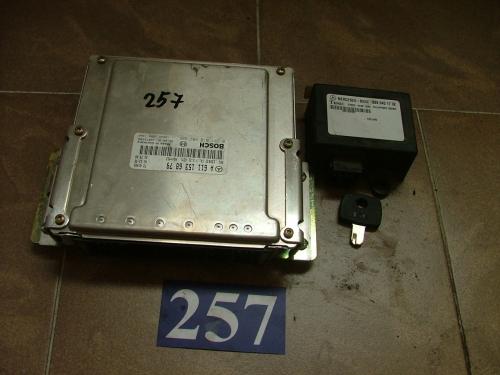 Calculator Motor CDI cu imobilizator si chipul de la cheie(110 cdi) A6111536879