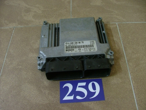 Calculator Motor diesel CDI A6481500079