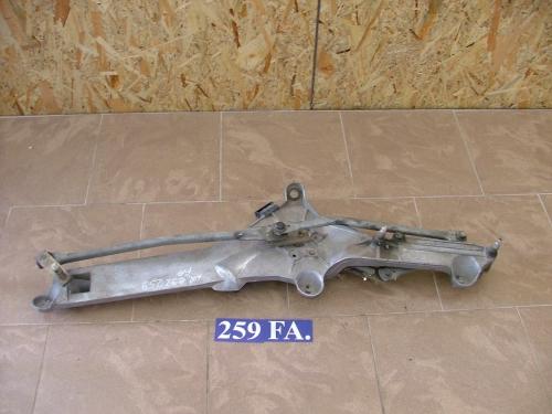 Mecanism stergator fata