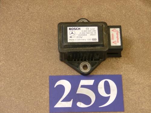 Senzor turatie ESP A0025426618