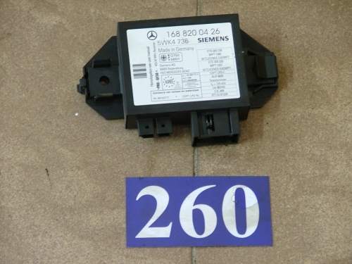 Unitate de control antifurt A 1688200426