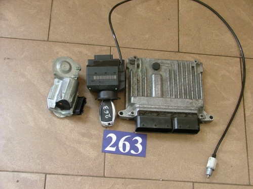Set calculator Motor A 6461503072. A 0044464940