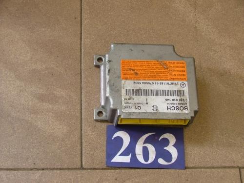 Modul declansator airbag A 2118701185, 0285010146