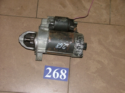 Electromotor 2.7 cdi