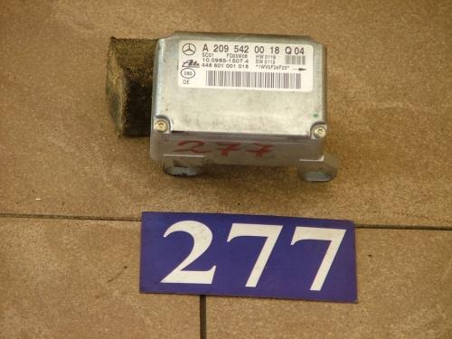Senzor pentru aceleratia transversala ESP A2095420018
