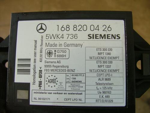 Calculator Motor cdi cu imobilizator si cip