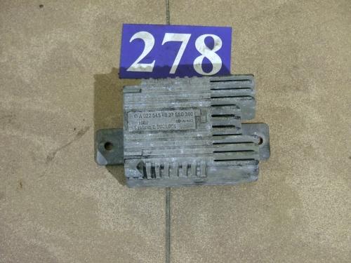 Unitate comanda ventilator A0275458032