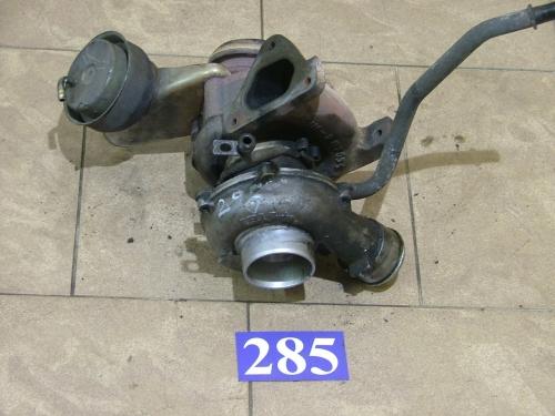 Turbosuflanta 111cdi