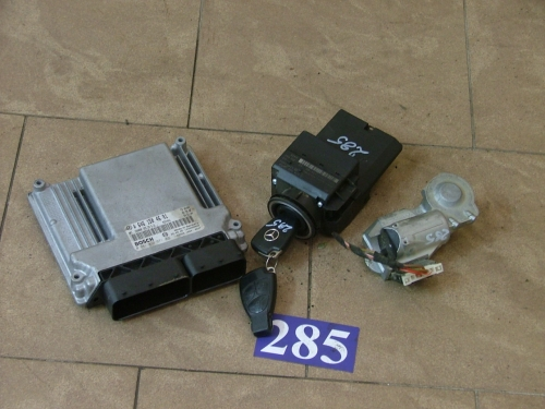 Calculator Motor cdi cu contact si imobilizator A6461504691,0281012571,A6395450508