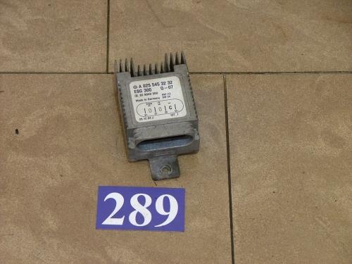 Unitate comanda ventilator A0255453232