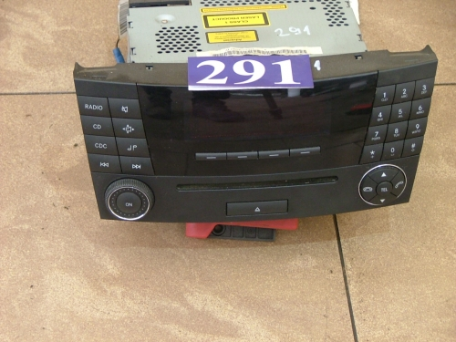 Radio-CD player