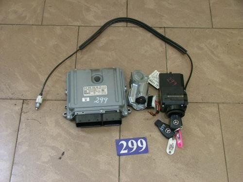 Calculator Motor cdi cu imobilizator si contact cu cheie A6461506879/0281015058