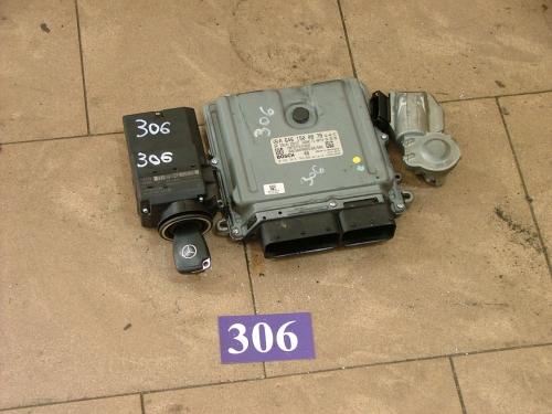 Set calculator motor A6461500878/0281013786