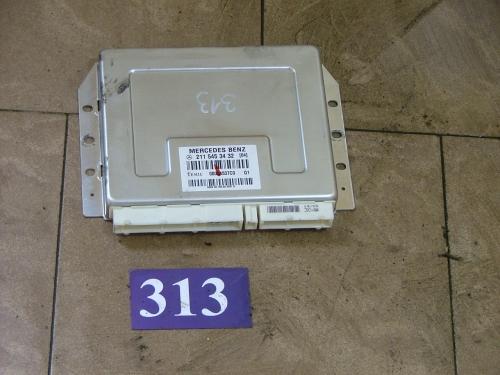 Unitate de control suspensie aer A2115453432