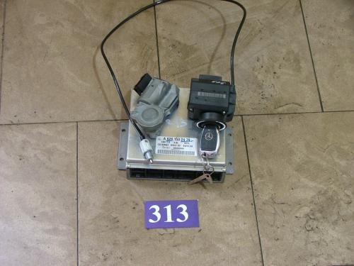 Set calculator motor A6281532479