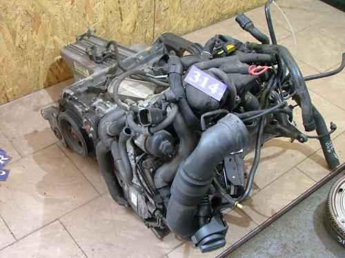 Motor 200 cdi