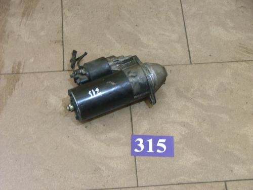 Electromotor 1.7 cdi