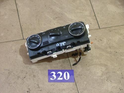 Unitate manuala reglaj incalzire-climatizare A1699000900