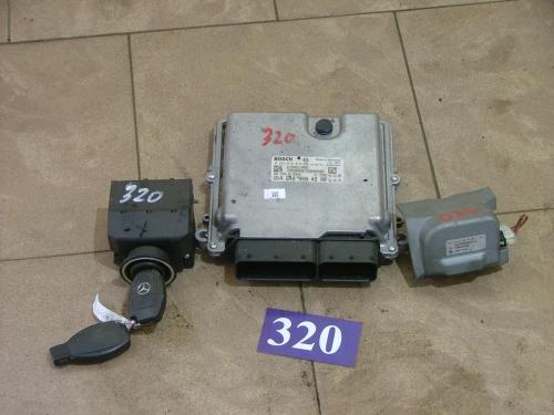 Set calculator motor A6409004900/0281018018