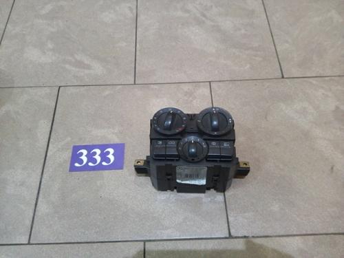 Unitate manuala reglaj incalzire-climatizare A6394461428/A6394450705