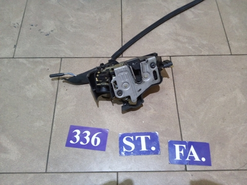 Sistem inchidere usa stanga fata A1637202735