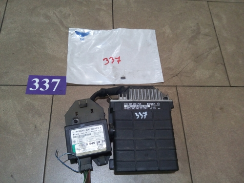 Set calculator motor A0235450632/0281001705
