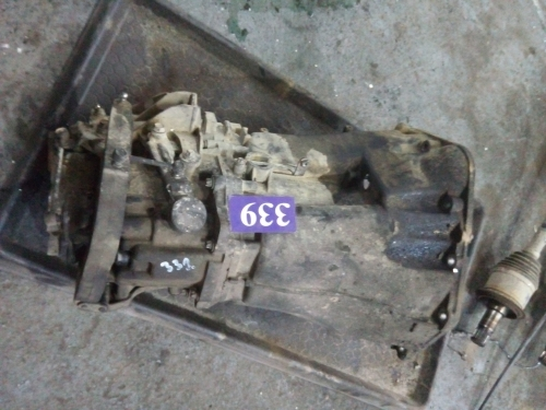 Cutie viteza manuala 6 trepte (diesel)