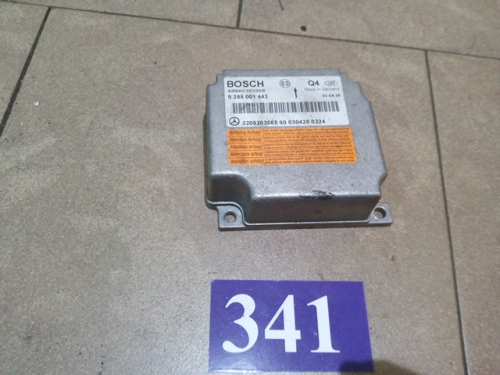 Modul declansator airbag A2208203085/0285001443