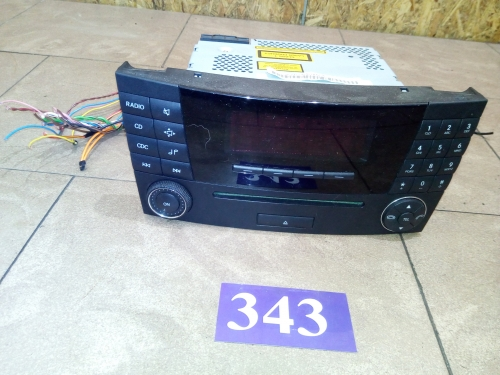 Radio-CD player A2118209889
