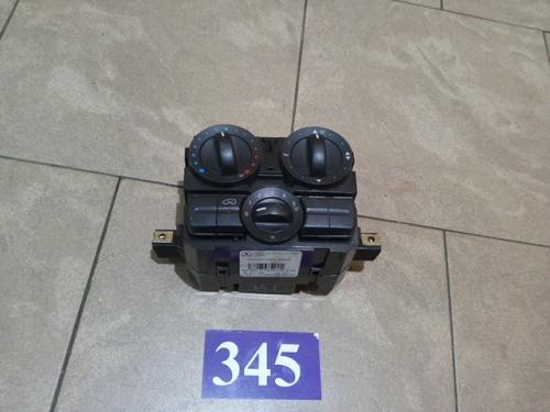 Unitate manuala reglaj incalzire-climatizare A6398301185