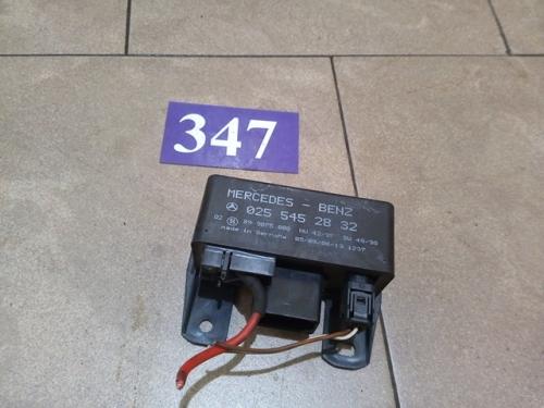 Releu bujii incandescente A0255452832