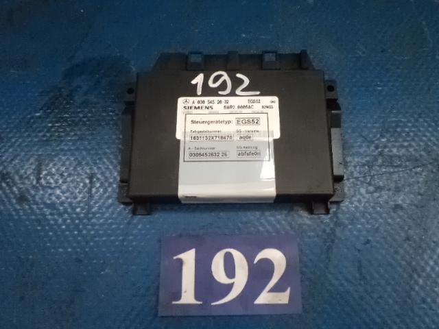 Unitate de control cutie automata A 0305452632