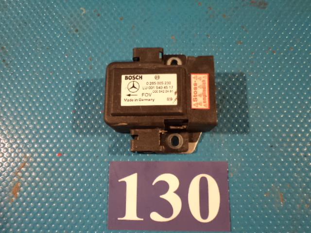 Senzor pentru aceleratia transversala ESP 0265005230 A0015404517