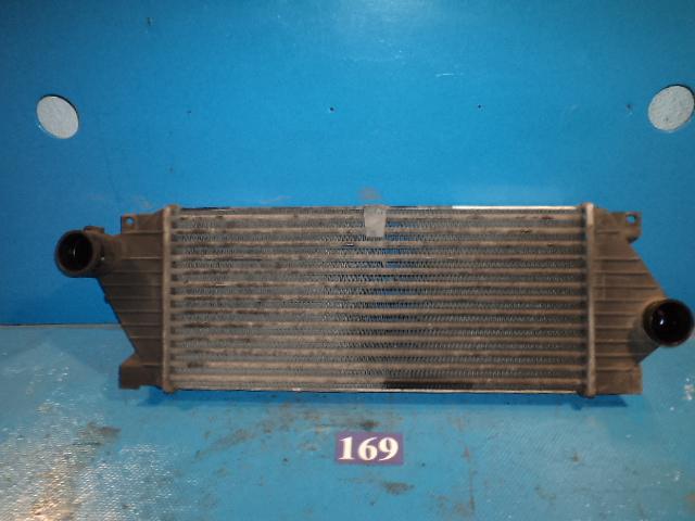 Radiator intercooler