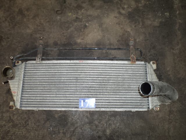 Radiator intercooler CDI