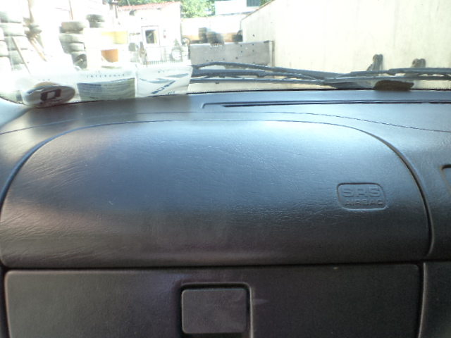 Airbag bord fara capac