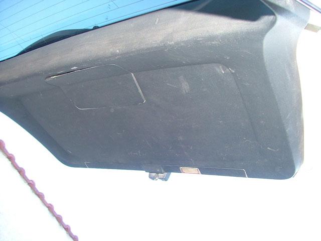 Tapiterie hayon hatchback